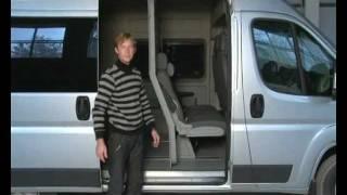Peugeot Boxer Combi Transformer 2in1 грузопассажирский фургон(, 2012-01-23T07:15:30.000Z)
