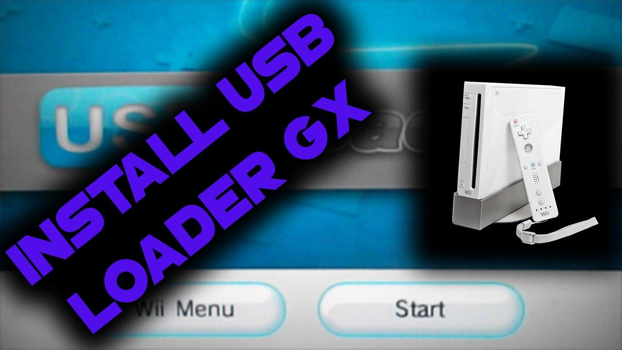 usb loader gx wii 4.3 e