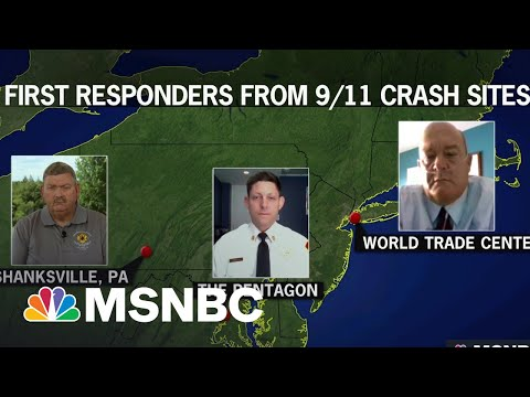 I Feel Like A Scab Has Been Ripped Off: First Responder On 9/11 Anniversary
