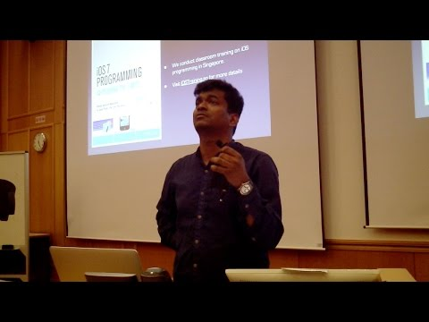 Bluetooth Low Energy on iOS by Mugunth Kumar