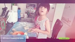 [2019-09-11] Making Roti Canai
