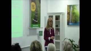 Suzanne Powell-Depresión Bloqueos-Madrid 2012