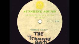 "The Trammps ""MEDLEY""_PROMO ACETATE"