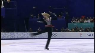 【やけくそカルメン】プルシェンコ 2002 オリンピック FS Plushenko thumbnail
