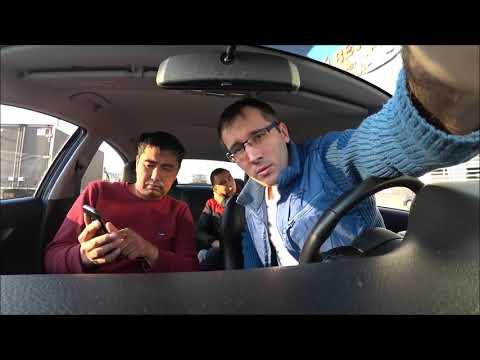 Неадекватный пассажир избил водителя Яндекс такси в международном аэропорту Шереметьево за 600 руб