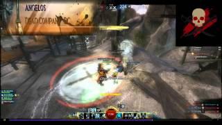 Guild Wars 2 PvP Match DC 3 Man