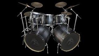Garageband Tutorial: Mixing Hard Rock Drums PART 3