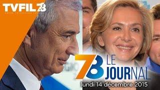 7/8 Le journal – Edition du lundi 14 décembre 2015