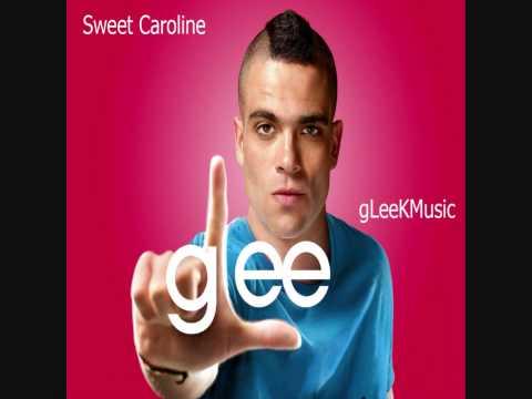 Sweet Caroline Songtext von Glee Cast Lyrics
