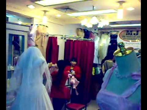 Show Room Baju Pesta Mj Itc Mangga Dua Lt 5b 3