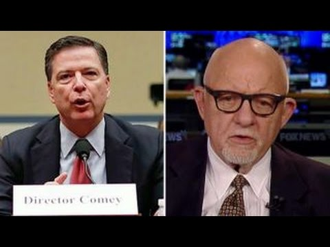 Ed Rollins: Comey's actions prove Washington is corrupt