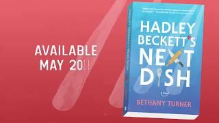 Hadley Beckett's Next Dish Book Trailer