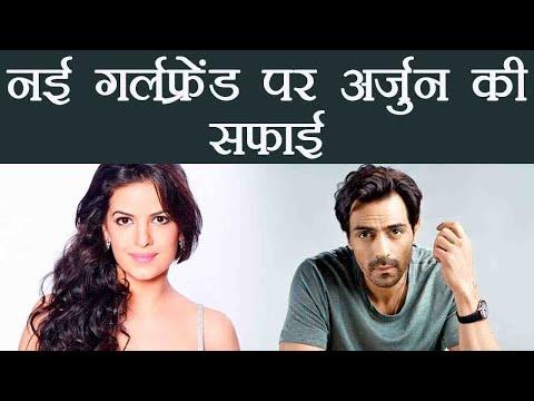 Arjun Rampal BREAKS SILENCE on new Girlfriend Natasa Stankovic। FilmiBeat