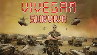 Cover images Vivegam - Surviva Promo - Anirudh Feat Yogi B, Mali Manoj | Ajith Kumar | Siva