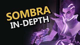 SOMBRA - In Depth Overview, Gameplay, First Impressions (Overwatch)