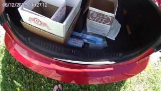 Mazda 3 2012 замена салонного фильтра
