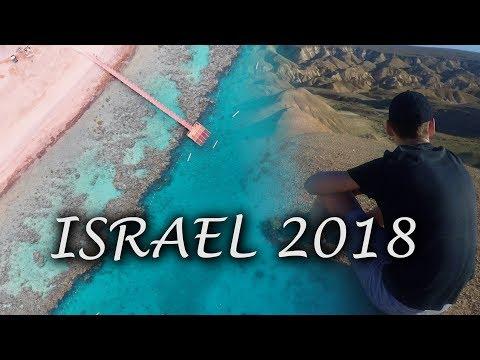 Israel 2018 - GoPro Hero 5 & Drone Travel | 4K