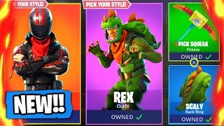 ALL *NEW* Epic & Legendary SKINS COMING TO FORTNITE!! *LEAKED IMAGES!!! * (NEW WEAPONS, SKINS, AXES!)