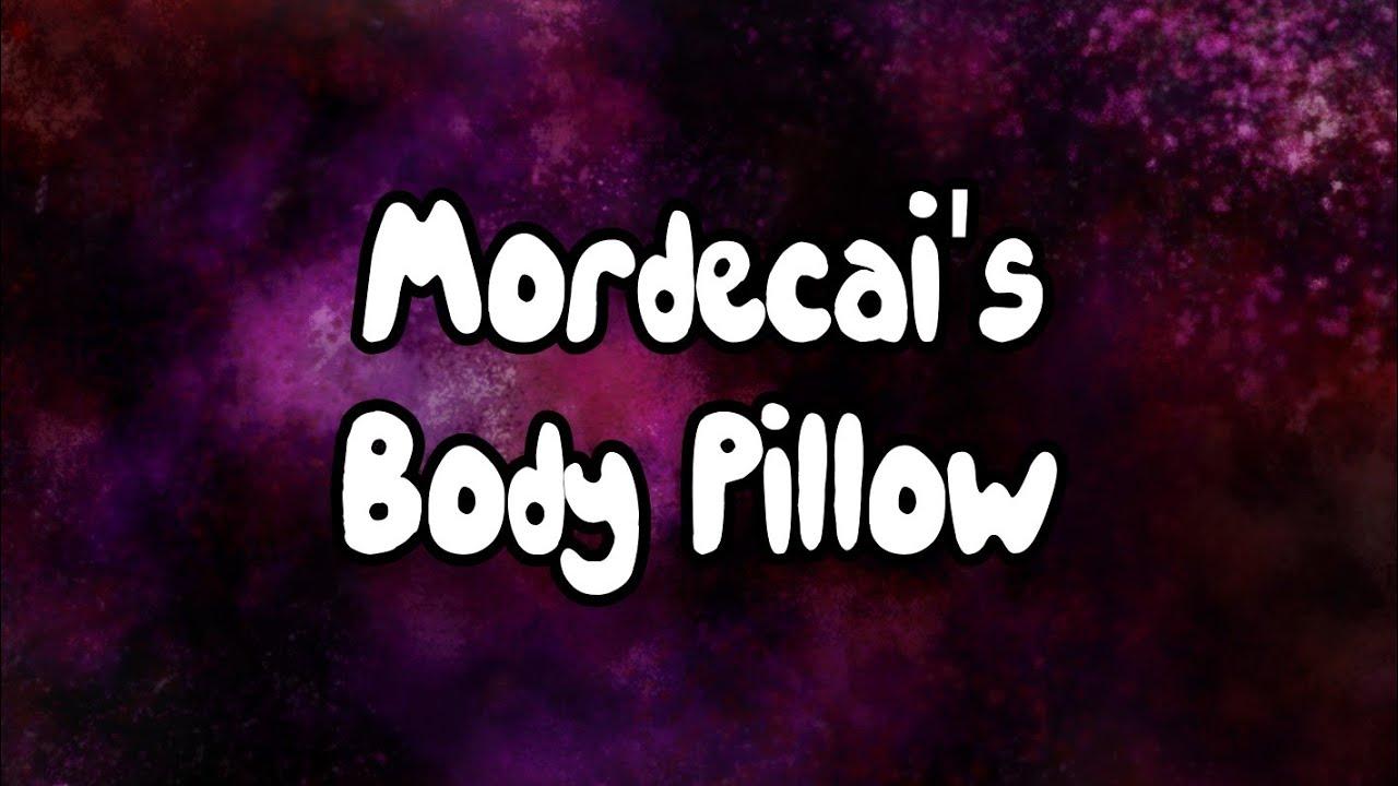 Download Regular Show Parody: Mordecai's Body Pillow