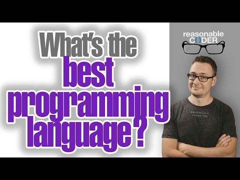RC0002: What is the best programming language?