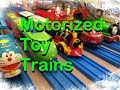 5 motorized Cartoon Train (01384)