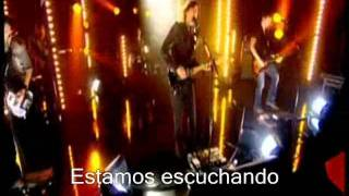 Called out in the dark - Snow Patrol español