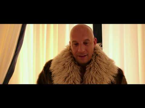 xXx - IL RITORNO DI XANDER CAGE con Vin Diesel - Secondo trailer italiano ufficiale