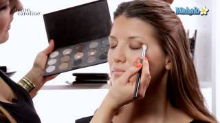 How to Apply Eye Shadow Makeup Tutorial Thumbnail