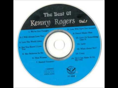 """""""I Will Always Love You"""" -  Kenny Rogers"""