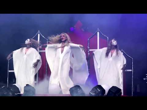 In This Moment performing Ohh Lord at Carolina Rebellion on 5/6/2017