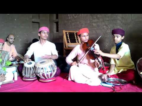 Traditional indian music performance by Gurukul Students