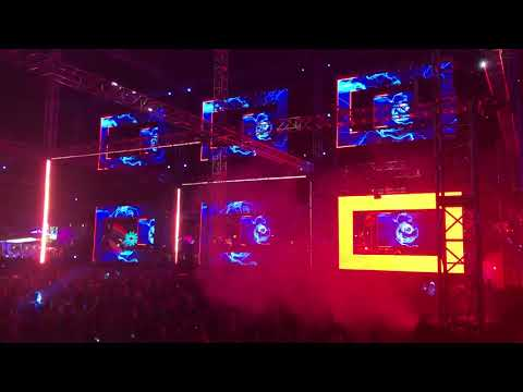 Paul Van Dyk - EDC Las Vegas - 21st May 2018