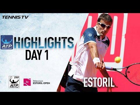Highlights: Robredo, Elias Make Winning Starts In Estoril 2017