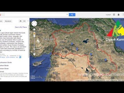 استفتاء كردستان .وتوسيع دولة إسرائيل