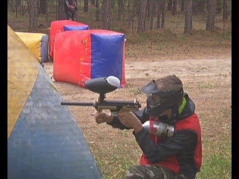Осень в сосновом бору: угольщики Хакасии устроили стрелковое пятиборье