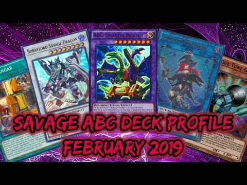 Savage ABC Deck Profile! February 2019