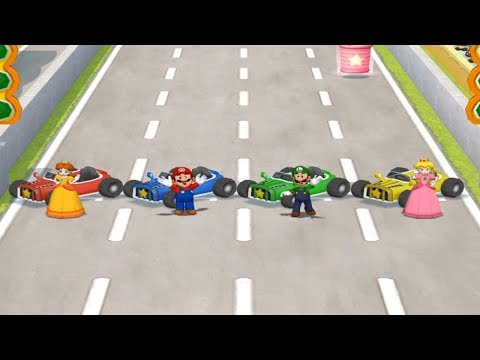 Mario Party 7 - Grand Canal - Party Mode