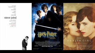 Movie Epidemic 80: Steve Jobs / The Danish Girl / Harry Potter and the Chamber of Secrets