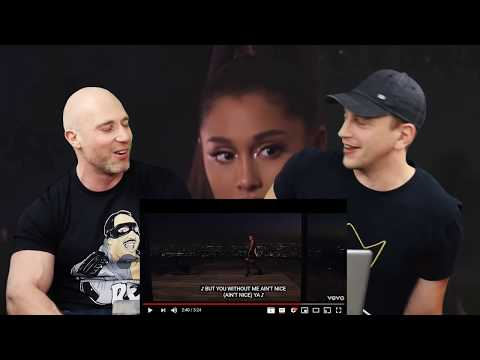 Ariana Grande - break up with your girlfriend, I'm bored REACTION!!!