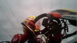 Tim Zimmermann in Liedosheim im Schalter KZ2 Onboard