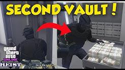 HOW TO UNLOCK THE HIDDEN VAULT GUIDE |  GTA Online How To Make More Money in Casino Heist