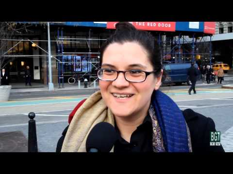 New Yorkers talk about...Bulgaria