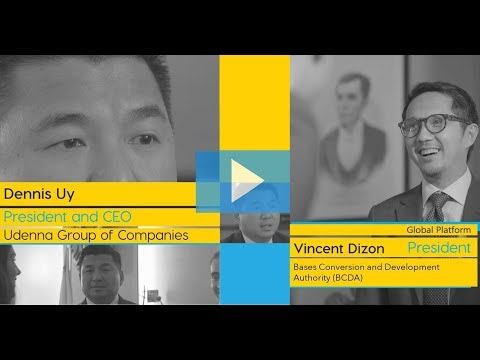 Dennis Uy and Vincent Dizon on Clark Global City: The Philippines' newest economic hub