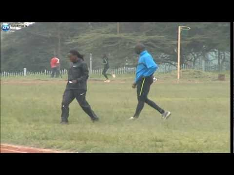 Matayarisho Ya Olimpiki: