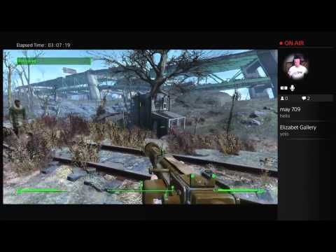 Jay Plays Fallout 4 Part 4 - In Search of the Freedom Trail