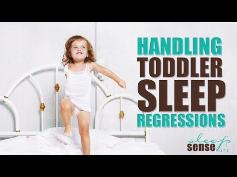 Handling Toddler Sleep Regressions
