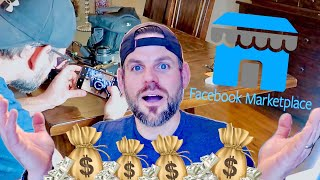 How To Make THOUSANDS Selling ON FACEBOOK MARKETPLACE! (Tips & Tricks) - Our Debt Disaster