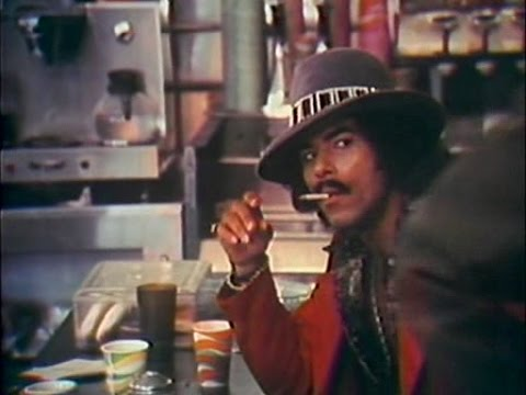 Blaxploitation : Black Fist 1975, starring Richard Lawson and Philip Michael Thomas