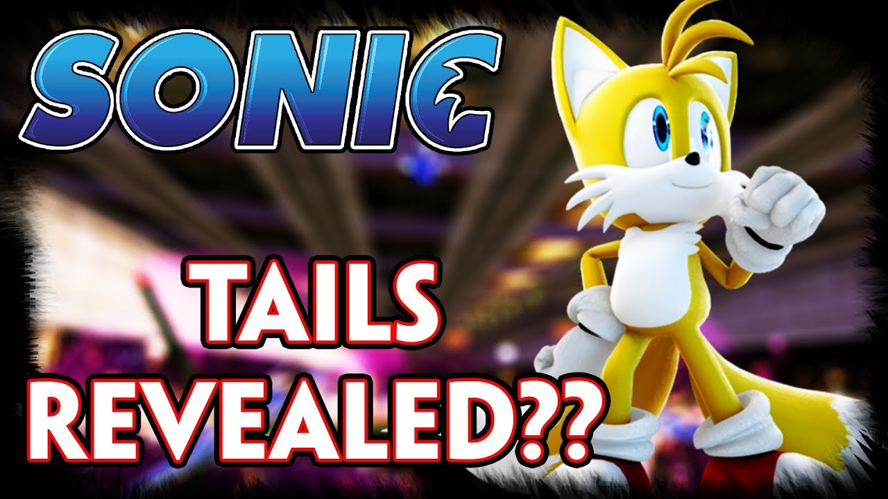 Sonic Movie 2019 New Teaser Images Reveals Tails News Speculation Youtube