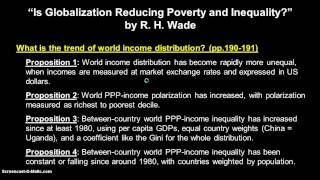 CIE401 Week 8: Economic Globalization, Part 3